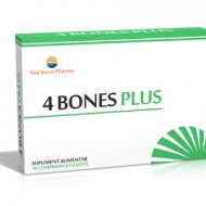 4BONES PLUS 30CPS SUN WAVE PHARMA