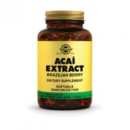 ACAI EXTRACT SOFTGELS 60cps SOLGAR