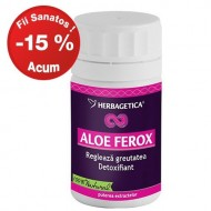 ALOE FEROX 460mg 30cps HERBAGETICA