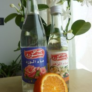 Apa de flori (trandafiri sau portocale) 500 ml Liban