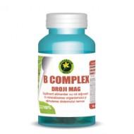 B COMPLEX DROJI MAG 60CPS HYPERICUM