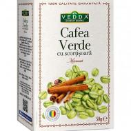 CAFEA VERDE CU SCORTISOARA 50GR VEDDA