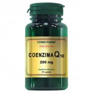 COENZIMA Q10 200MG 30CPS COSMOPHARM