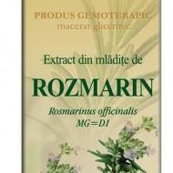 EXTRACT MLADITE ROZMARIN 50ML  Rosmarinus officinalis  MG=D1  PLANTEXTRAKT