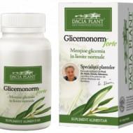 GLICEMONORM FORTE 60CPR  DACIA PLANT