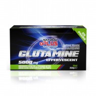 GLUTAMINA 5000MG EFFERVESCENT 25DZ NATURAL PLUS