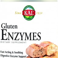 GLUTEN ENZYMES 30CPS SECOM