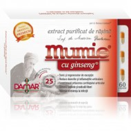 MUMIE EXTRACT RASINA+ GINSENG 60CPS DAMAR GENERAL