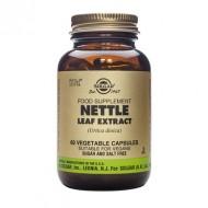 NETTLE LEAF (URZICA) EXTRACT veg.caps 60cps SOLGAR