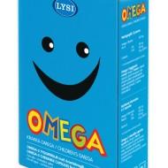 OMEGA 3 + VITAMINA D3 60CPS MASTICABILE LYSI