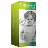PROHUMANO+HEPATODEFENSE SIROP 120ML PHARMALINEA LTD