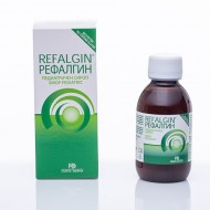 REFALGIN SIROP PEDIATRIC 150ML NATURPHARMA