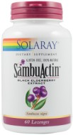 SAMBUACTIN™ BLACK ELDERBERRY 200mg 60 comprimate pentru supt Secom