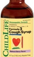 SIROP COUGH (copii) CHILDLIFE 118.5ml SECOM