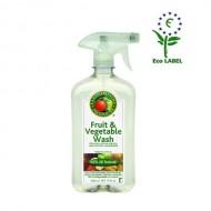 Solutie pentru spalat legume si fructe 500ml Earth Friendly