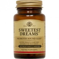 SWEETEST DREAMS veg.caps 30cps SOLGAR