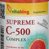VITAMINA C-500 SUPREME 60CPS Vitaking