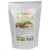 CAFEA VERDE MACINATA+GHIMBIR 300GR SPRINGMARKT