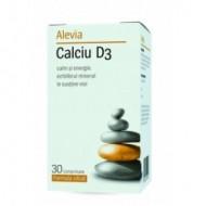 CALCIU+ D3 FORMULA CITRAT 30CPR ALEVIA