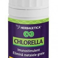 CHLORELLA 120CPS  HERBAGETICA