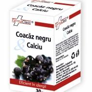 COACAZ NEGRU&CALCIU 30CPS Farmaclass