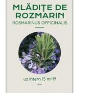 CONCENTRAT MLADITE ROZMARIN 15ML Rosmarinus officinalis  MG PLANTEXTRAKT