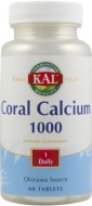 CORAL CALCIUM 1000mg 60tb SECOM