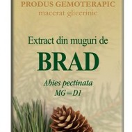 EXTRACT MUGURI BRAD 50ML Abies pectinata MG=D1 PLANTEXTRAKT