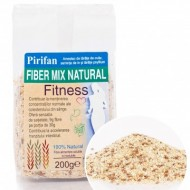 FIBER MIX NATURAL (FITNESS) 200GR PIRIFAN