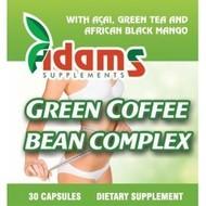 GREEN COFFE COMPLEX 30cps ADAMS VISION