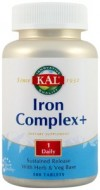 IRON COMPLEX+ 30 tablete Secom