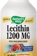 LECITHIN 1200mg 50cps SECOM