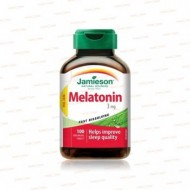 MELATONINA 5MG 100CPR JAMIESON
