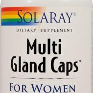 MULTI GLAND CAPS FOR WOMEN 90CPS SECOM