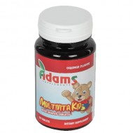 MULTIVITAKID 30CPR MASTICABILE ADAMS VISION