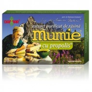 MUMIE EXTRACT RASINA+ PROPOLIS 30CPR DAMAR GENERAL