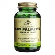SAW PALMETTO BERRY EXTRACT veg.caps 60cps SOLGAR