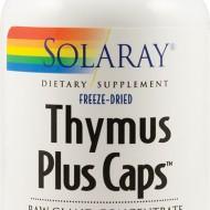 THYMUS PLUS 60CPS SECOM