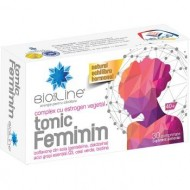 TONIC FEMININ 30CPR HELCOR