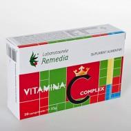 VITAMINA C COMPLEX 30CPR REMEDIA