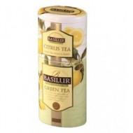 CEAI GREEN TEA&CITRUS 125GRBASILUR TEA