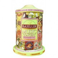 CEAI MUSIC CONCERT ROMANTIC 100GR  BASILUR TEA