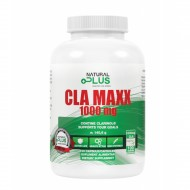 CLA MAXX 1000MG 100CPS NATURAL PLUS