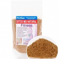 DETOX MIX NATURAL (FITNESS) 200GR PIRIFAN