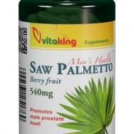 EXTRACT PALMIER(SAW PALMETTO) 540MG 90CPS Vitaking