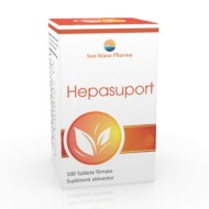 HEPASUPORT  100CPR SUN WAVE PHARMA