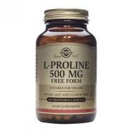 L-PROLINE 500mg 100 veg caps SOLGAR