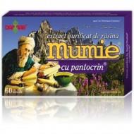 MUMIE EXTRACT RASINA+PANTOCRIN 60CPR DAMAR GENERAL