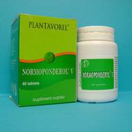 NORMOPONDEROL V 40cps PLANTAVOREL