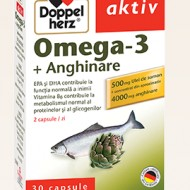 OMEGA 3+ANGHINARE 30CPS DOPPEL HERZ